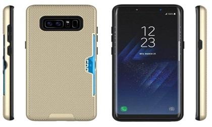 Samsung Galaxy Note 8 đẹp xuất sắc trong lần rò rỉ mới