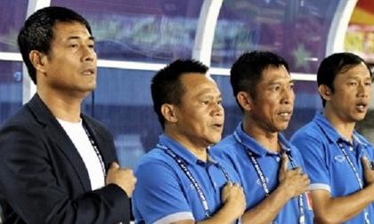 HLV Hữu Thắng lên tiếng về việc 'xin rút' của các trợ lý