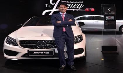 Cận cảnh Mercedes-AMG C43 Coupe giá 4,2 tỷ đồng
