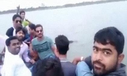 Mải chụp hình lưu niệm, nhóm thanh niên thiệt mạng giữa hồ nước sâu
