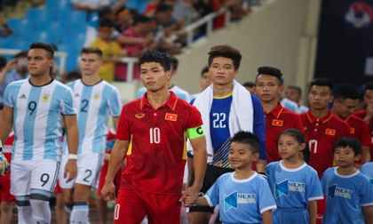 Lý do Công Phượng được chọn là đội trưởng U22 Việt Nam