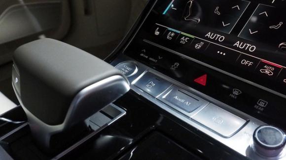 Chiêm ngưỡng vẻ đẹp của Audi A8 2018 bằng xương, bằng thịt - Ảnh 14.