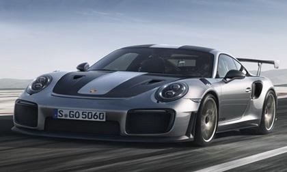 Siêu xe Porsche 911 GT2 RS 2018 chốt giá 19,1 tỷ đồng ở Việt Nam