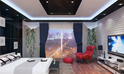 Lựa chọn vị trí đặt tivi trong nhà để không ảnh hưởng đến sức khỏe và phong thủy