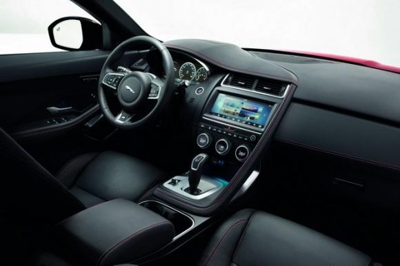 Jaguar E-Pace hoàn toàn mới giá từ 838 triệu đồng - 3