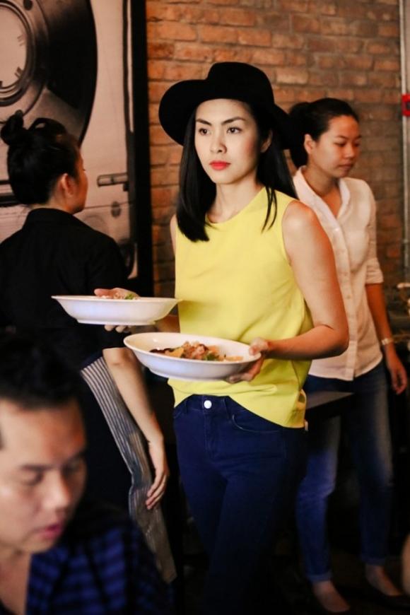 Hà Tăng - nữ doanh nhân năng động