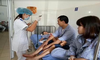 Hàng loạt người bị ngộ độc nấm ở Sơn La