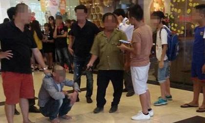 Nghi vấn bảo vệ dâm ô cháu bé trong siêu thị quận Long Biên