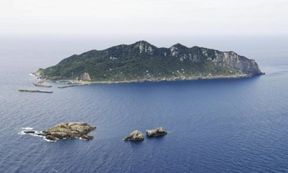 """""""Đảo đàn ông"""" ở Nhật cấm du khách từ năm 2018"""
