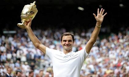 Siêu nhân Federer: 'Vua' không có đối thủ làng tennis