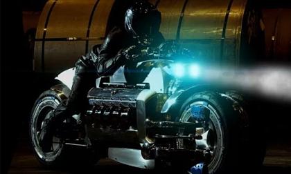 Top 10 siêu mô tô có tốc độ đáng kinh ngạc