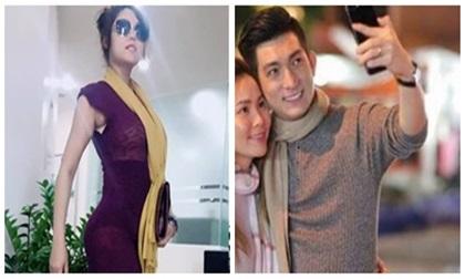 Mặc kệ Phi Thanh Vân khoe thân hình nóng bỏng sau 'dao kéo', Bảo Duy thông báo lên chức bố lần 4