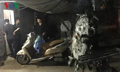 Vụ cháy làm 8 người chết tại Hoài Đức: Tang tóc bao trùm một vùng quê