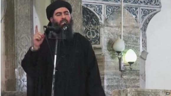 Bí mật chưa từng biết về cuộc sống của thủ lĩnh IS trong tù - 1
