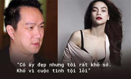 Huy MC lần đầu nói về quá khứ với Hà Hồ: 'Khổ vì cuộc tình tội lỗi'