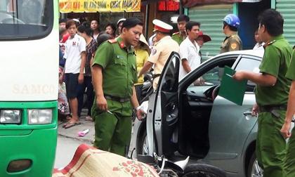 Vụ cô gái chết thảm vì tài xế mở cửa ôtô bất cẩn: 'Cháu tôi chưa kịp mua bịch bánh để ăn'