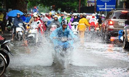 Tin thời tiết hôm nay (2.8): Miền Bắc chấm dứt nắng nóng, sẽ có mưa lớn trên diện rộng