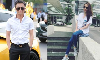 Chia tay Hạ Vi, Cường Đô La công khai tán tỉnh chân dài Đàm Thu Trang trên mạng xã hội
