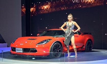 Xe thể thao Chevrolet Corvette Grand Sport đến Việt Nam