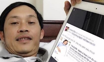 Hoài Linh, Lại Văn Sâm 'chết oan' trên mạng xã hội