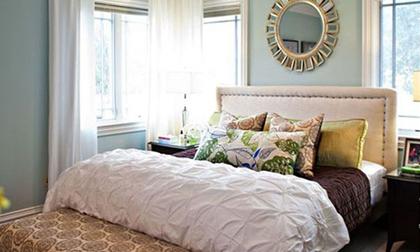 Kiêng kỵ trong bài trí giường ngủ tuyệt đối không nên mắc phải nếu không muốn hao tài, ốm đau