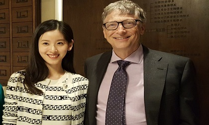 """""""Cô nàng trà sữa"""" trở thành nữ tỷ phú trẻ nhất Trung Quốc"""
