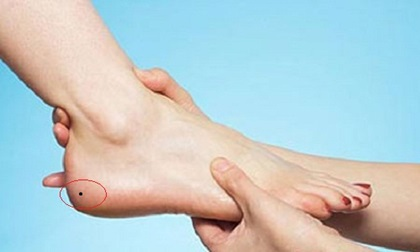 Số phận con người biểu hiện qua vị trí nốt ruồi cực hiểm trên hai đôi chân