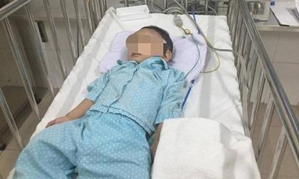 Tin mới nhất về bé trai 14 tháng tuổi bị hành hung, bỏ rơi tại bệnh viện