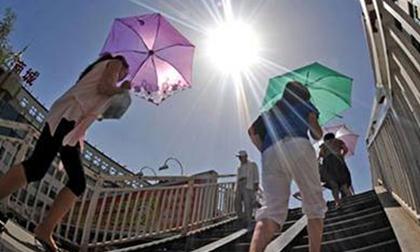 Tin thời tiết hôm nay (10.8): Nắng nóng trên toàn miền Bắc sẽ giảm nhiệt