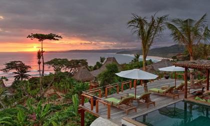 Bấn loạn trước vẻ sang chảnh của khách sạn đẹp nhất thế giới năm 2017