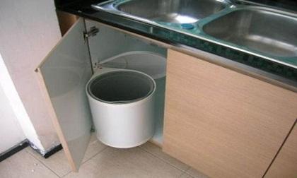 Thùng rác để vị trí này trong nhà tài vận thất thoát, ốm đau liên miên, vợ chồng hay bất hoà