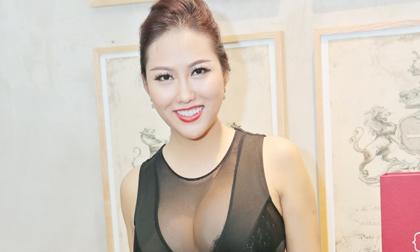'Choáng' khi xem cận cảnh vòng 1 của Phi Thanh Vân sau hơn 1 tháng phẫu thuật thẩm mỹ