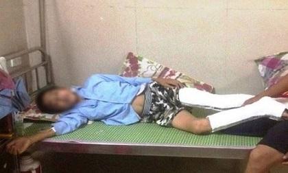 Bị cô giáo thu điện thoại, nam sinh lớp 9 nhảy từ tầng 3 xuống đất, bị gãy và vỡ xương cả hai chân