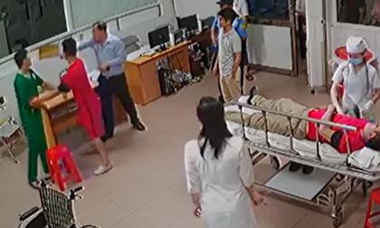 Người hành hung bác sĩ tại Nghệ An: Tôi xấu hổ về hành vi của mình