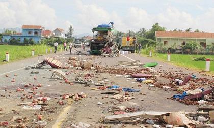 Khởi tố vụ tai nạn khiến 5 người chết ở Bình Định