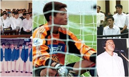 Những vụ bán độ chấn động của bóng đá Việt Nam