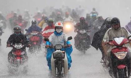 Tin thời tiết hôm nay (25.8): Tin mưa lớn trên diện rộng ở Bắc Bộ
