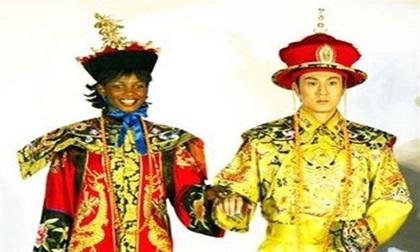 Chuyện chưa kể về hoàng hậu da đen duy nhất trong lịch sử Trung Quốc
