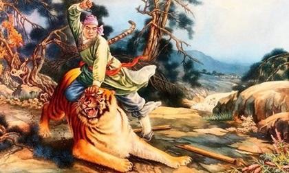 """Những huyền thoại """"đả hổ"""" trong lịch sử Việt Nam"""