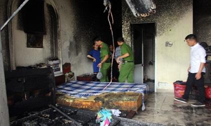 Cháy lớn tại khách sạn 5 tầng ở Đà Nẵng, nhiều tài sản bị thiêu rụi