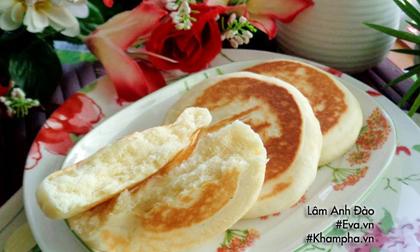 Tự làm bánh bao sữa chay thơm mềm ăn sáng tháng Vu Lan
