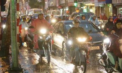 Tin thời tiết hôm nay (29.8): Rạng sáng nay, Bắc Bộ mưa lớn diện rộng, gió giật mạnh trên vịnh Bắc Bộ