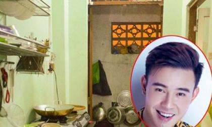 Xót xa khi thấy căn bếp 'ổ chuột' nơi Đông Hùng sinh sống ở Sài Gòn