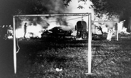 Vụ án kinh hoàng: Chồng ngoại tình, phóng hỏa đốt nhà giết vợ và 4 con nhỏ