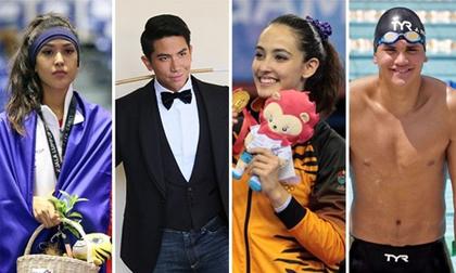 8 nam thần, nữ hoàng thể thao nổi bật nhất SEA Games 29