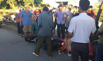 Ninh Bình: Đâm vào xe chở tôn, người đàn ông bị cứa cổ tử vong thương tâm