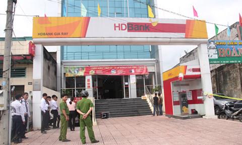Người đàn ông dũng cảm đuổi đánh nghi phạm cướp ngân hàng ở Đồng Nai - 1
