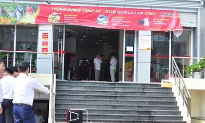 Kẻ cướp ngân hàng ở Đồng Nai dùng mìn giả dọa nhân viên
