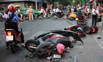 Nghỉ lễ 2/9, 14 người chết, 9 người bị thương do tai nạn giao thông