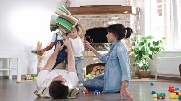 7 giải pháp cho các bố mẹ bận rộn để có thời gian tuyệt vời bên con
